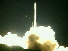 Το διαστημικό όχημα που μετέφερε τον δορυφόρο δεν κατάφερε να αποκολληθεί από τον πύραυλο λίγο μετά την εκτόξευση.