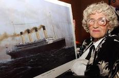 Η Μιλβίνα Ντιν σε ηλικία 91 ετών
