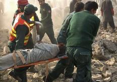 Δεκάδες είναι οι νεκροί και οι τραυματίες από την επίθεση στο Πακιστάν.