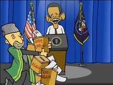 Το σκίτσο του Μαρκ Φιόρι στο sfgate.com κέρδισε βραβείο Πούλιτζερ.