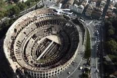 Τον κίνδυνο κατάρρευσης του Κολοσσαίου επισημαίνουν Ιταλοί  επιστήμονες