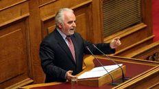 Ο  υφυπουργός Εργασίας Γιώργος Κουτρουμάνης