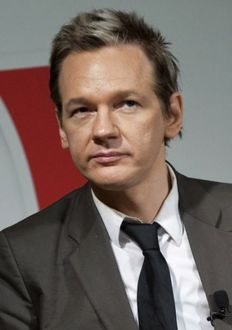 Ο ιδρυτής της WikiLeaks Julian Assange