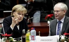 Το Ευρωπαϊκό Συμβούλιο κάλεσε τους υπουργούς Οικονομικών της  Ευρωζώνης και την Επιτροπή να ολοκληρώσουν έως τον Μάρτιο του 2011 τις  εργασίες σχετικά με τη σύσταση του μελλοντικού μηχανισμού