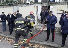 Δέμα με εκρηκτικά εξουδετέρωσαν πυροτεχνουργοί στην πρεσβεία της Ελλάδας στη Ρώμη.