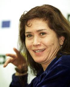 Η Μάρια Σνάιντερ στο Φεστιβάλ Κινηματογράφου της Χιχόν το 2000.