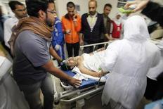 Από την μεταφορά στο νοσοκομείο τραυματία στο Μπαχρέιν