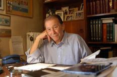 Πέθανε σε ηλικία 89 ετών ο Ιάκωβος Καμπανέλλης (φωτό του 2005).