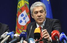 Ο υπηρεσιακός πρωθυπουργός της Πορτογαλίας Ζοζέ Σόκρατες