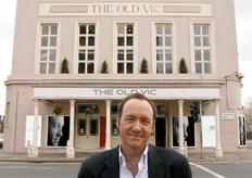 Ο Κέβιν Σπέισι, καλλιτεχνικός διευθυντής του Old Vic στο Λονδίνο, θα παίξει τον Ριχάρδο τον Γ' τον Ιούλιο στην Επίδαυρο.