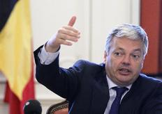 Ο Βέλγος υπουργός Οικονομικών τόνισε ότι το υψηλό κόστος δανεισμού στην Ελλάδα δεν συνιστά αλληλεγγύη.
