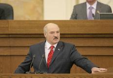 Ο πρόεδρος της Λευκορωσίας, Αλεξάντερ Λουκασένκο
